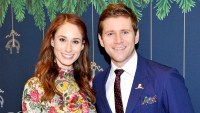 Jessica-Blair-Herman-and-Allen-Leech-engaged