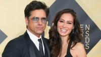 John Stamos, Caitlin McHugh, Robbed, Pregnant, Engaged