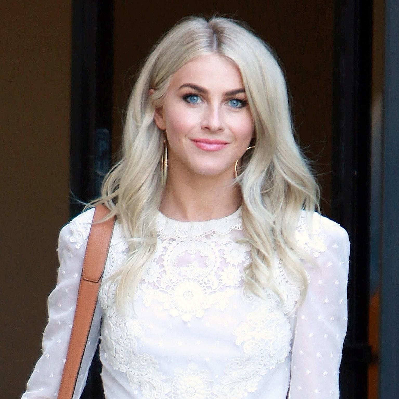 Julianne Hough blonde