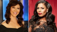 Julie Chen and Omarosa appear on Big Brother: Celebrity Edition