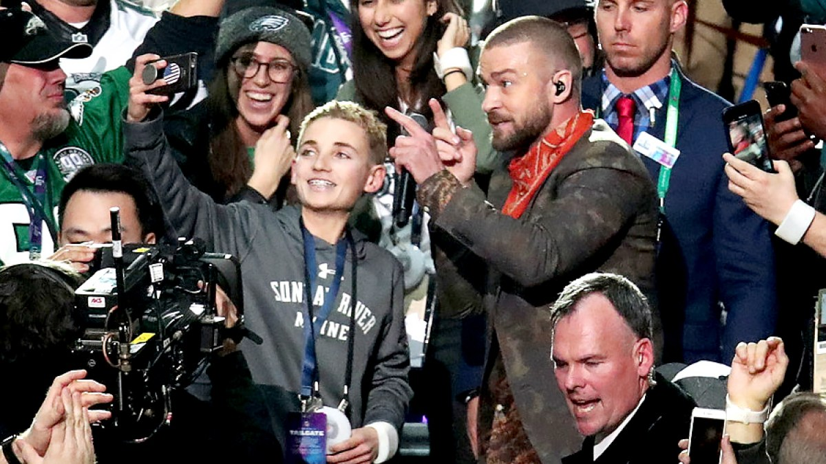 Justin Timberlake Children