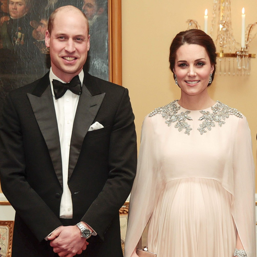 Kate Middleton Prince William Royals