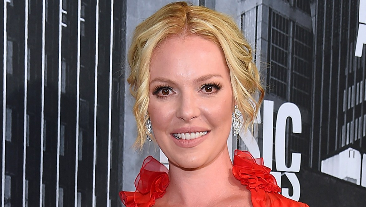 Katherine Heigl weight loss