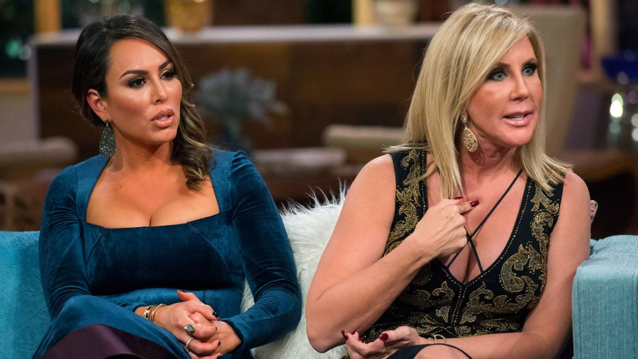 Kelly Dodd Vicki Gunvalson THE REAL HOUSEWIVES OF ORANGE COUNTY