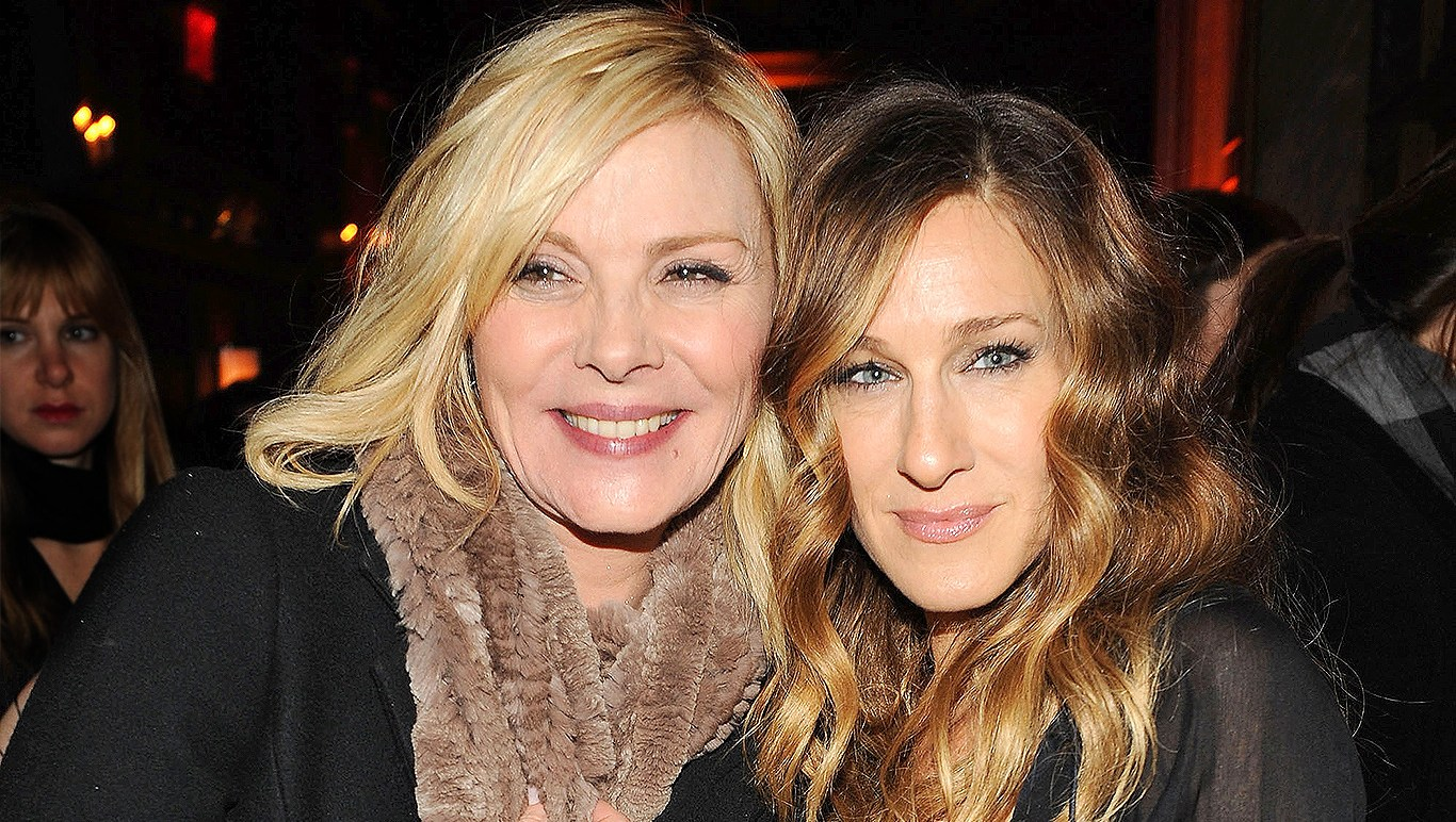 Kim Cattrall, Sarah Jessica Parker, Brother, Death, Family