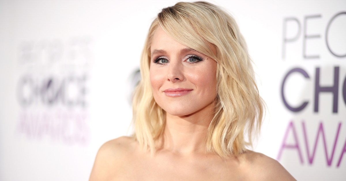 Kristen Bell Tells Hilarious Story About Catching Anal Worms-4409