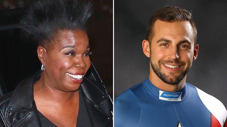 Leslie Jones, Chris Mazder, Olympics, Luge