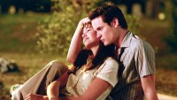 Mandy Moore and Shane West in 'A Walk to Remember'