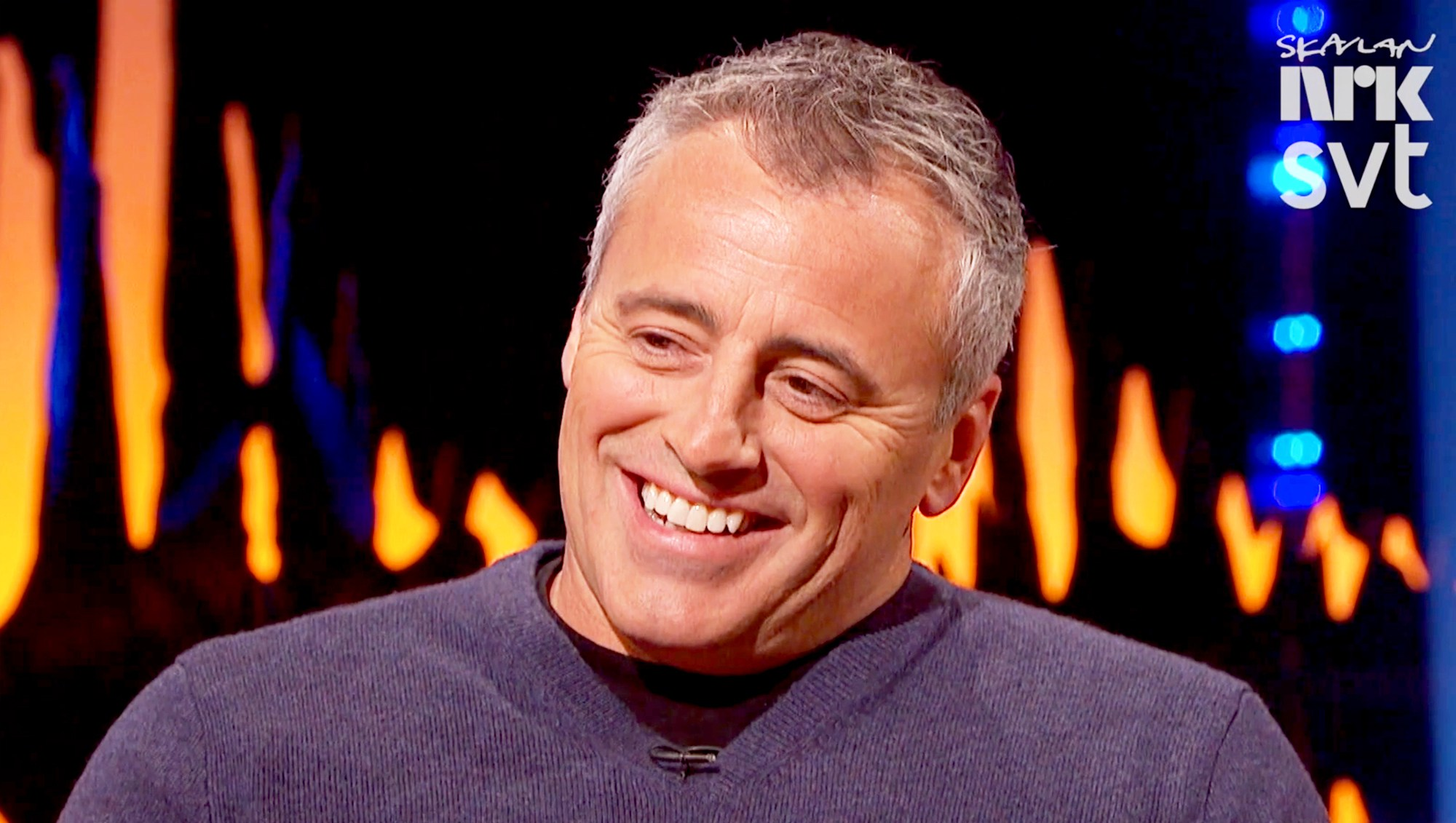 'Friends' star Matt LeBlanc