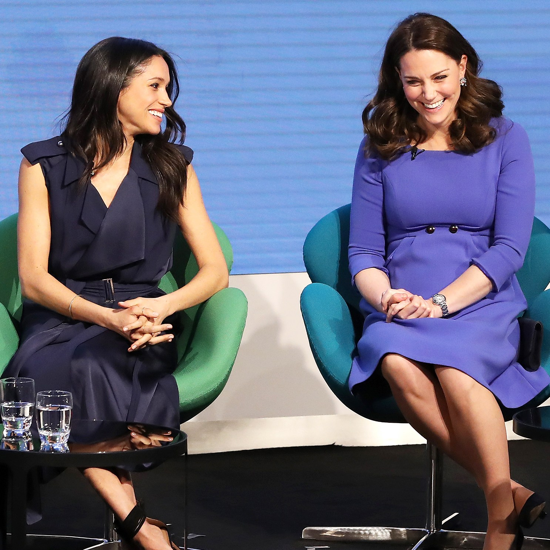 Meghan Markle Duchess Kate Royal Foundation Forum