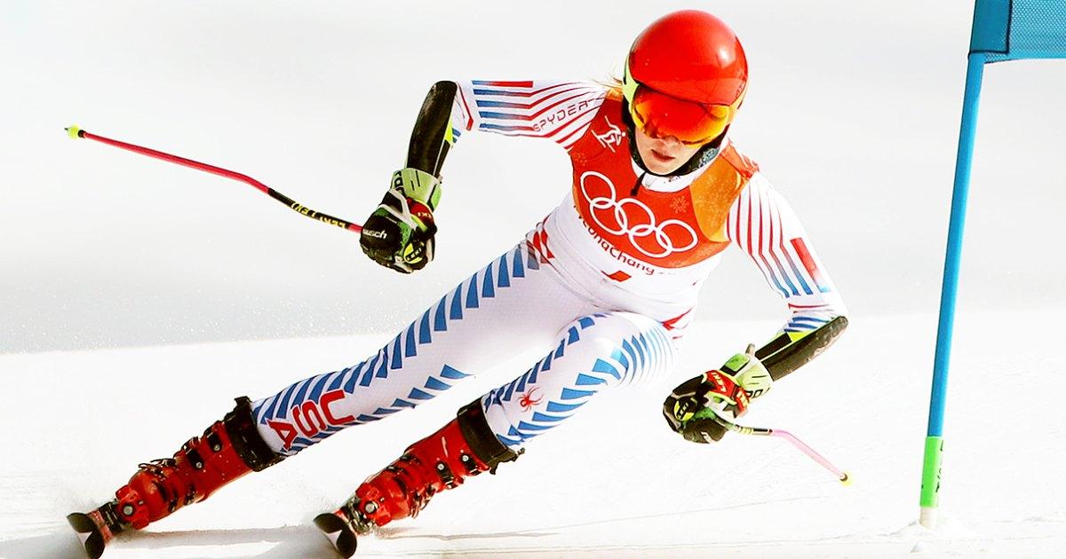 Mikaela Shiffrin Wins Gold Medal at 2018 Winter Olympics