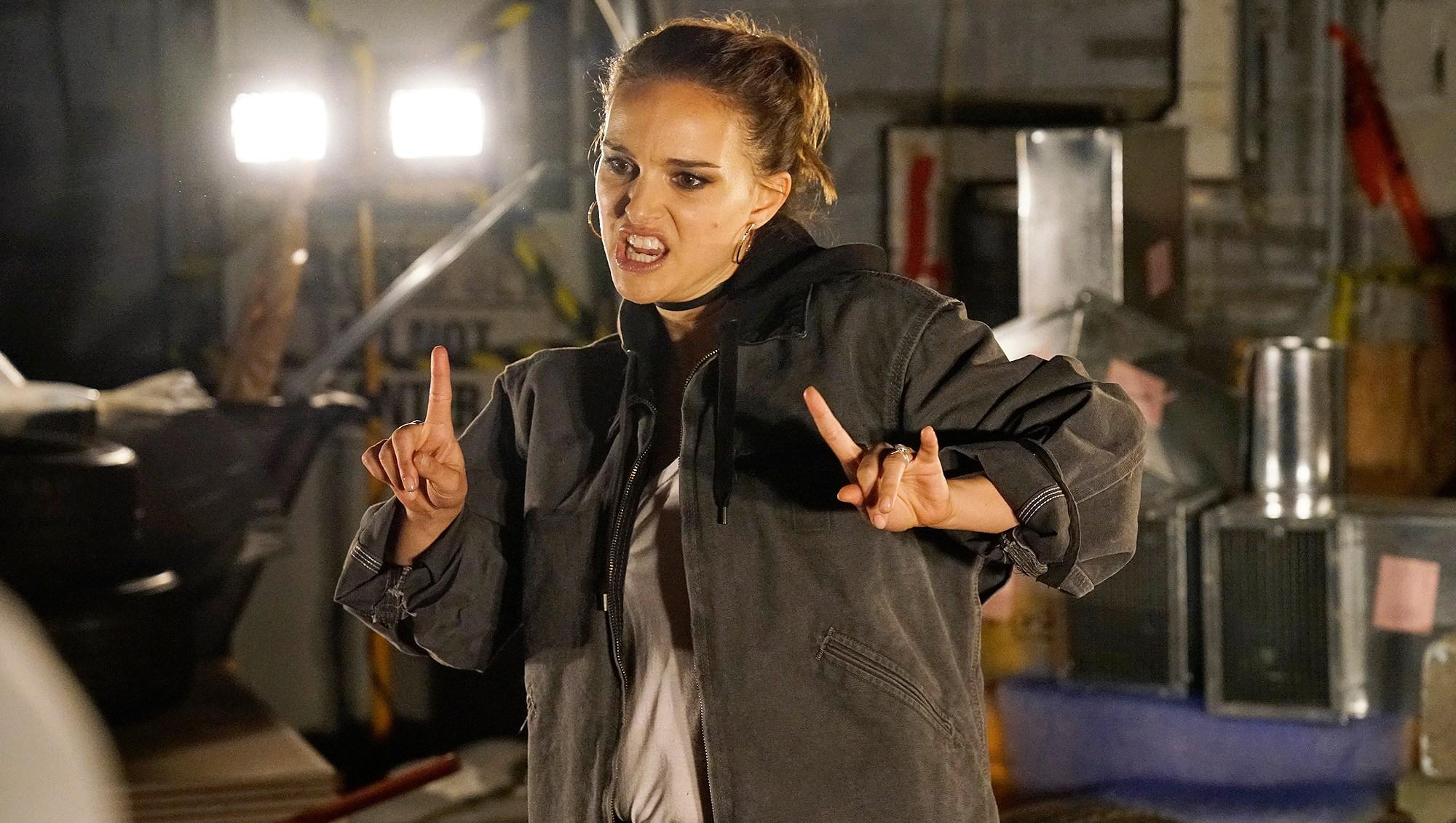 Natalie Portman, Saturday Night Live, Natalies Second Rap