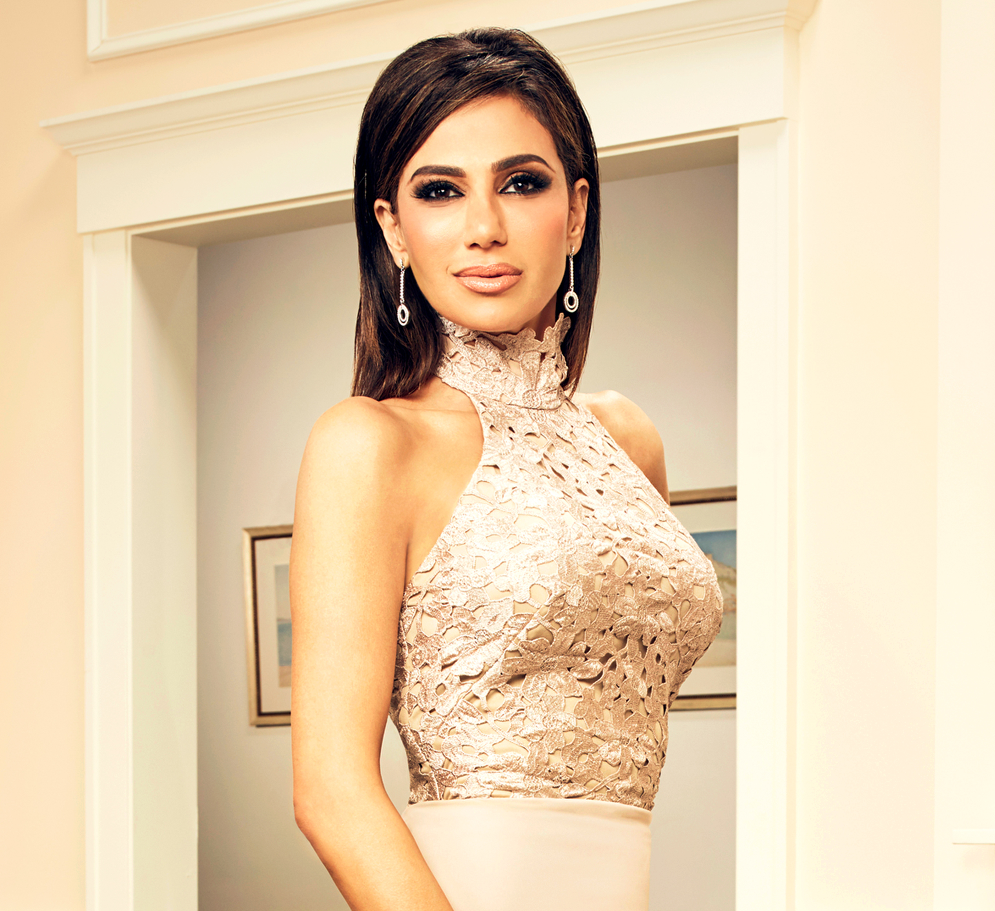 Real Housewives of Orange County star Peggy Sulahian