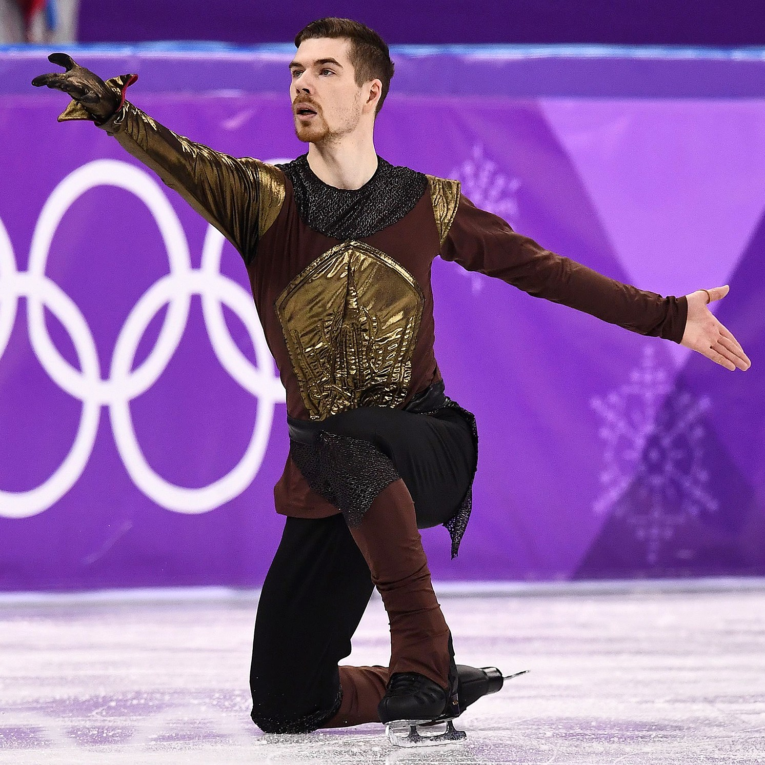 Paul Fentz, Game of Thrones, Free Skate, Germany, Pyeongchang 2018 Winter Olympic Games