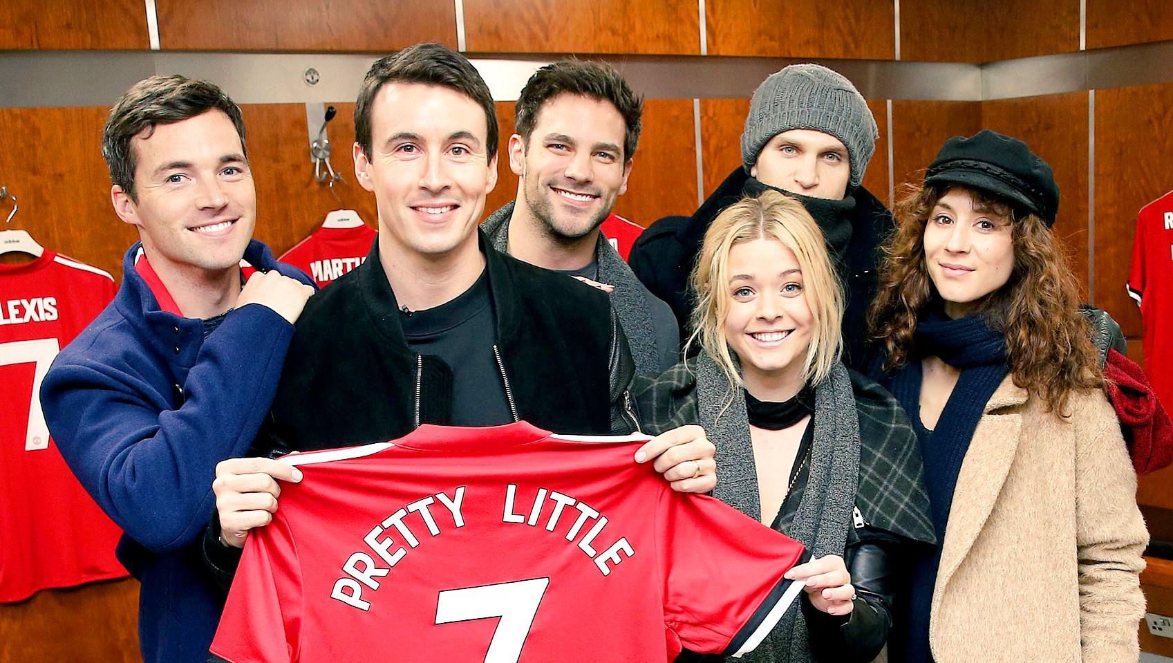 'Pretty Little Liars' cast reunites