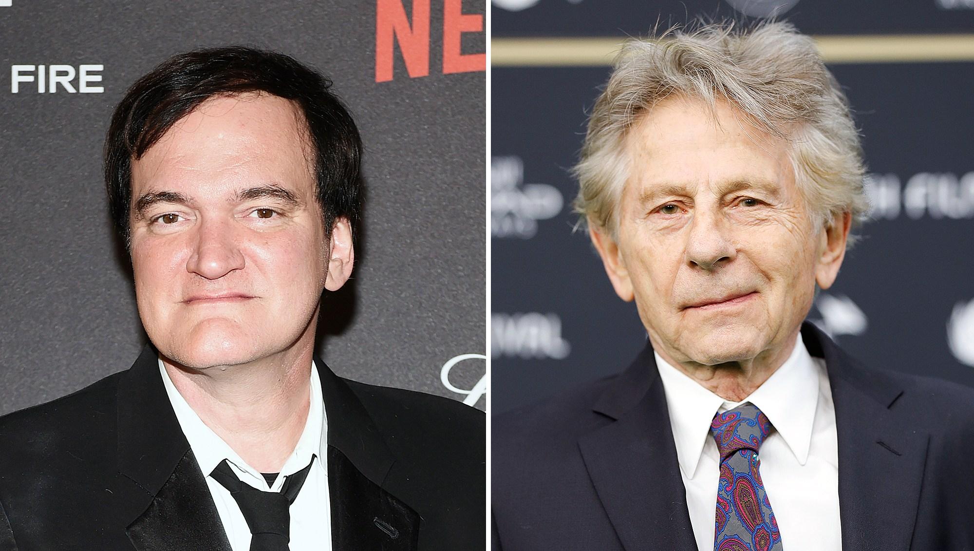 Quentin Tarantino Roman Polanski