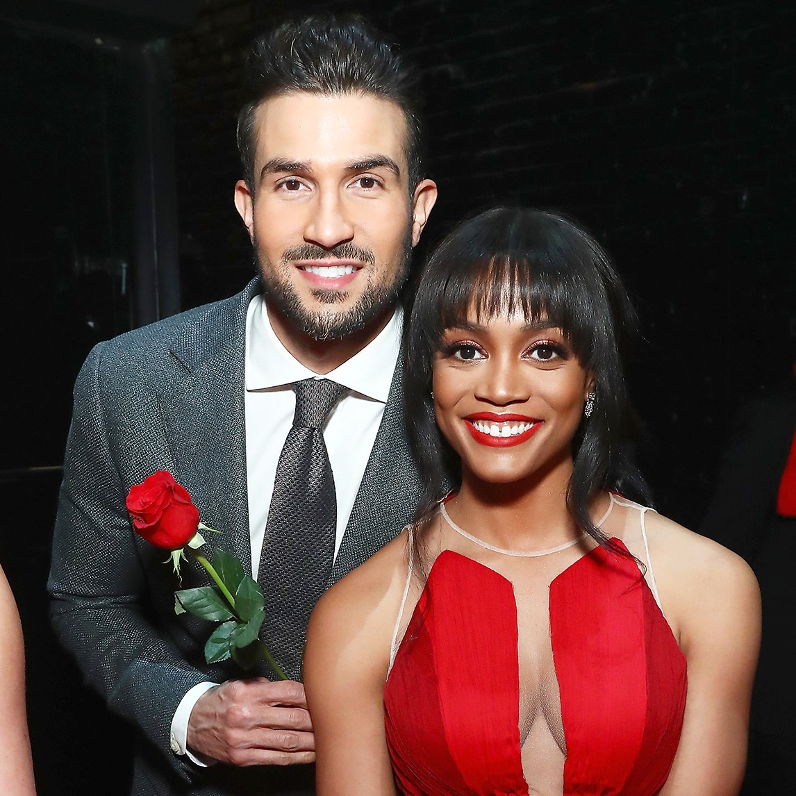 Bryan Abasolo Rachel Lindsay Women Red Dress Collection