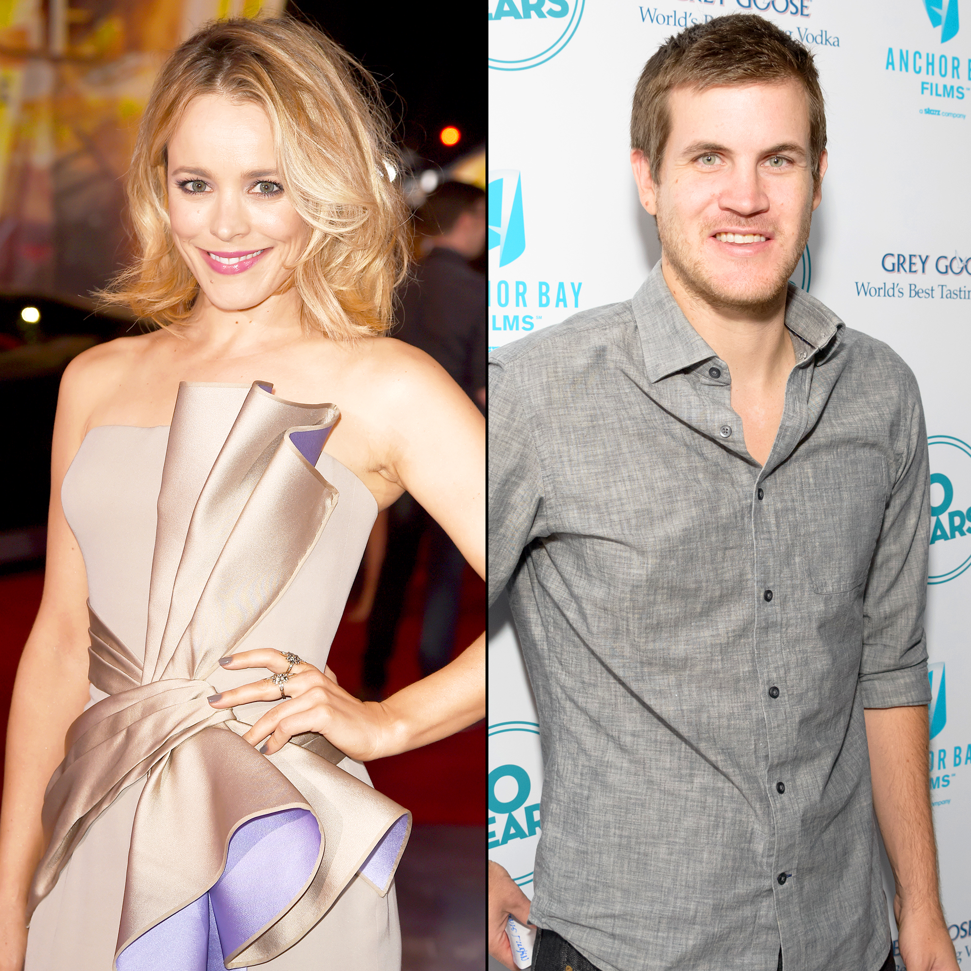 Rachel McAdams expecting her first child