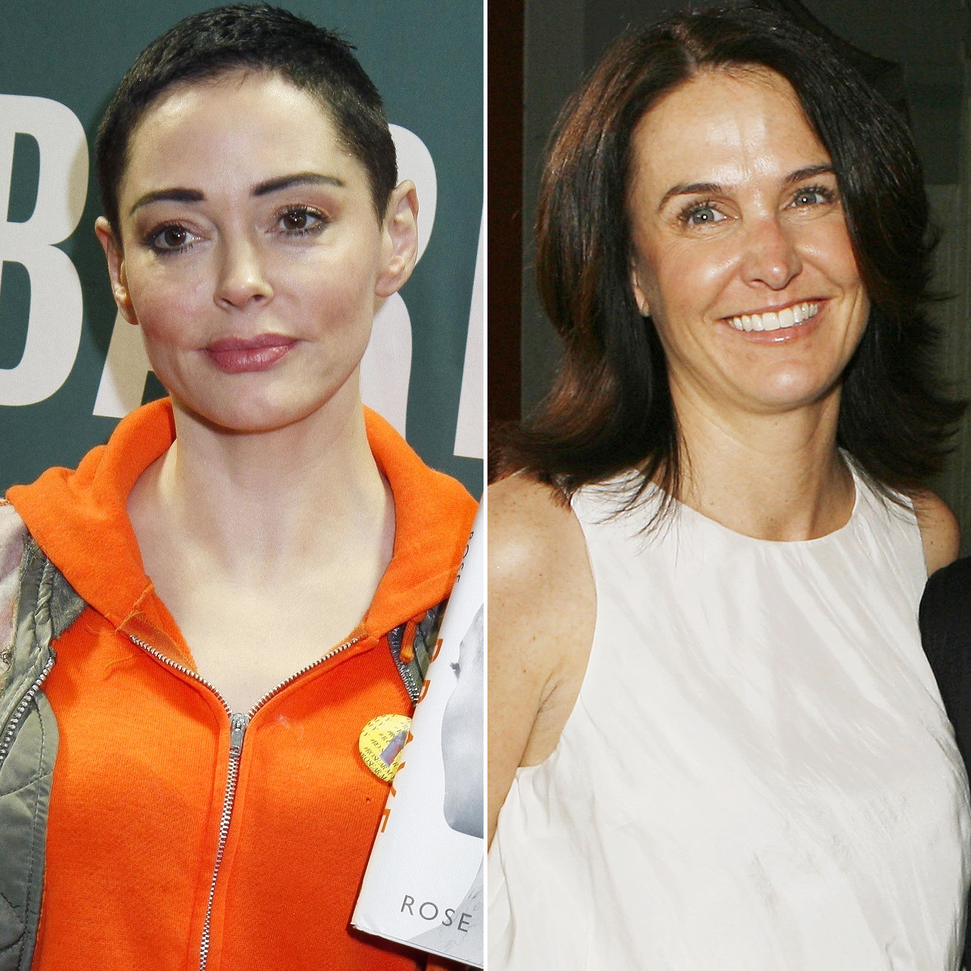Rose McGowan breaks silence on former manager's death