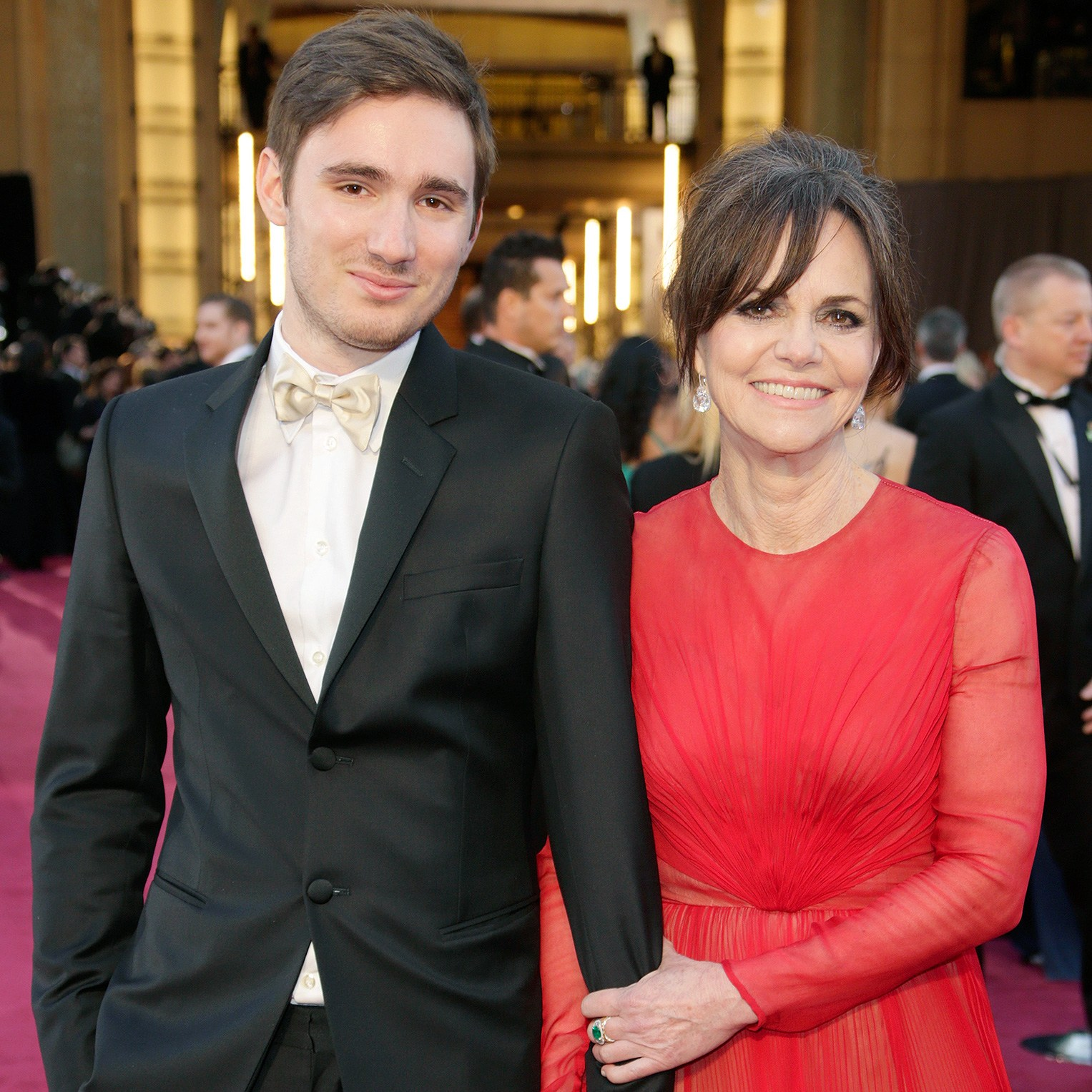 Sally Field, Sam Greisman, Olympics, Crush, Adam Rippon