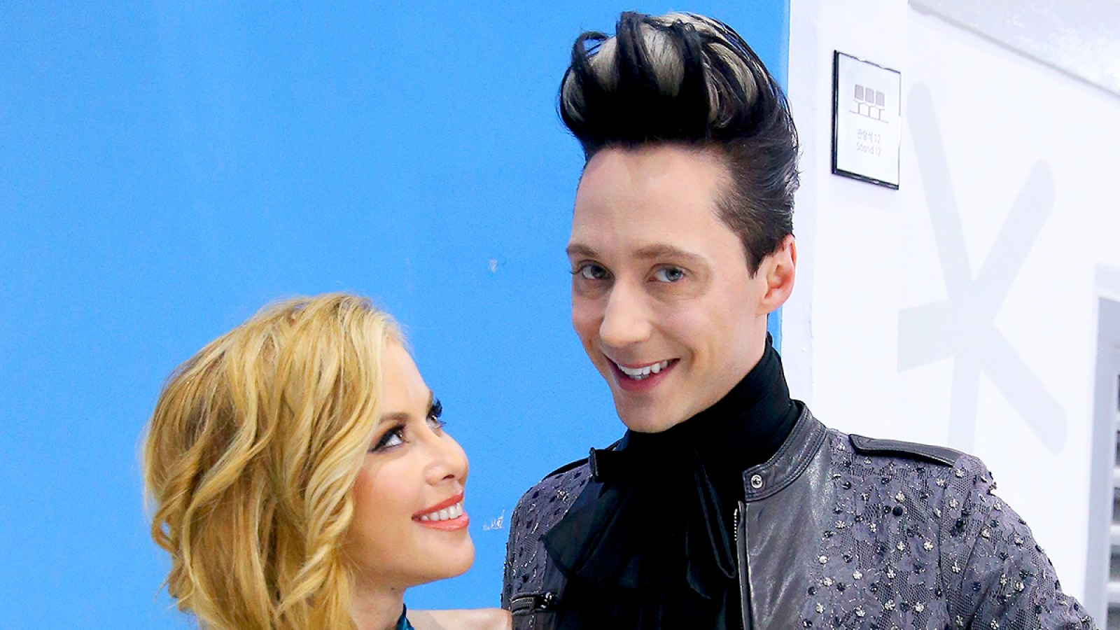 b74518f2fd Tara Lipinski and Johnny Weir Brought 21 Suitcases to the Olympics