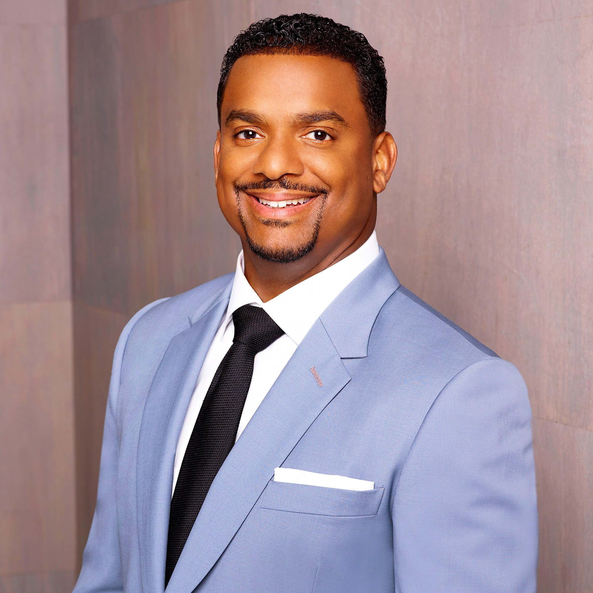 Alfonso Ribeiro is the host of ABC's 'America's Funniest Home Videos'