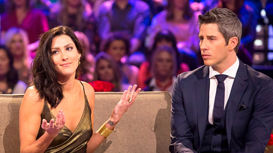 Arie Luyendyk Jr. and Becca Kufrin on 'The Bachelor: After the Final Rose'
