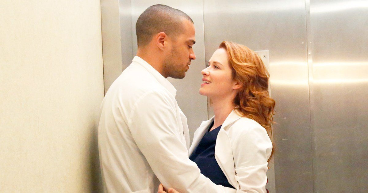 Grey\'s Anatomy\': Best April and Jackson Moments Ever