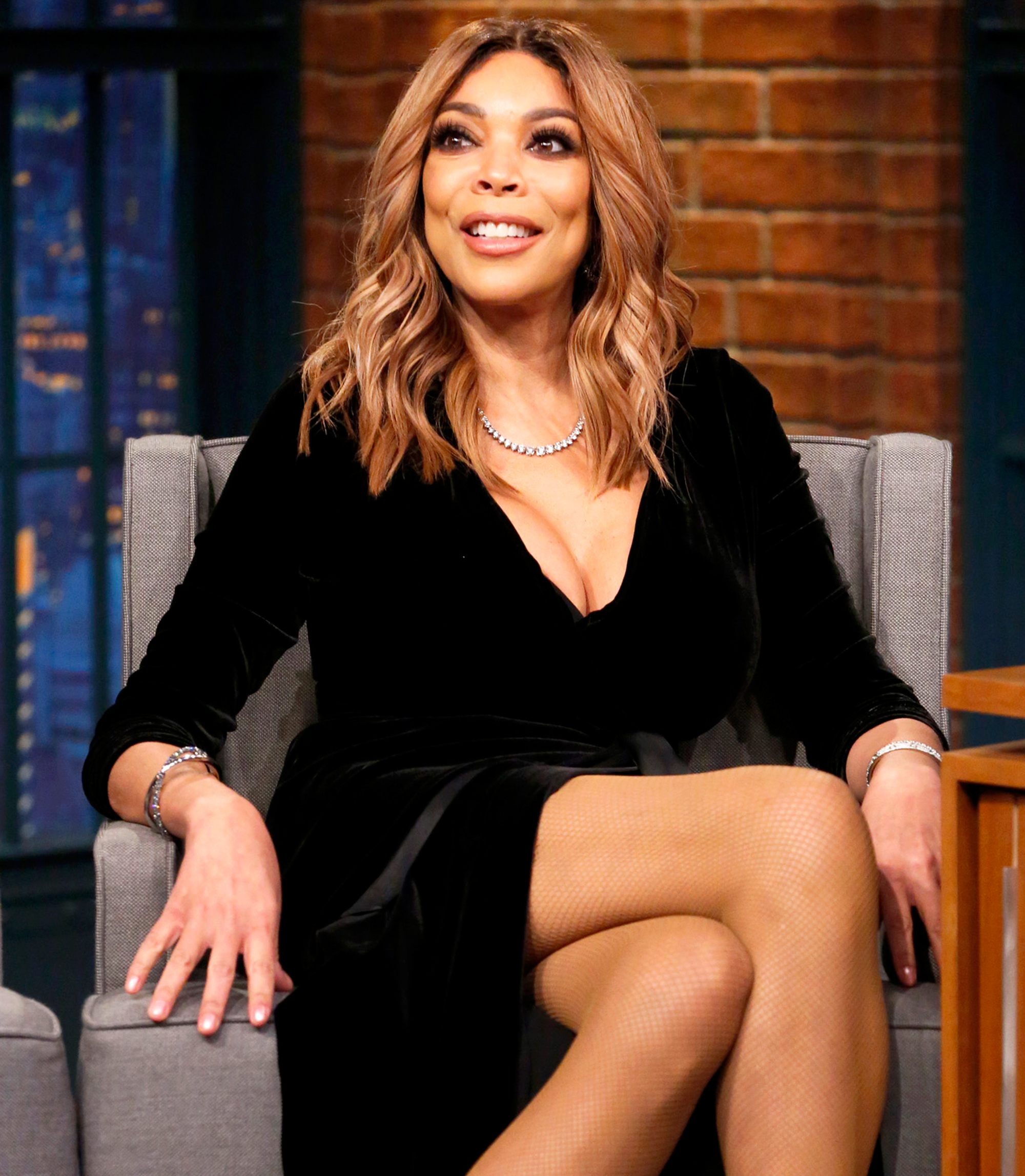 Wendy Williams sets return date to her TV show