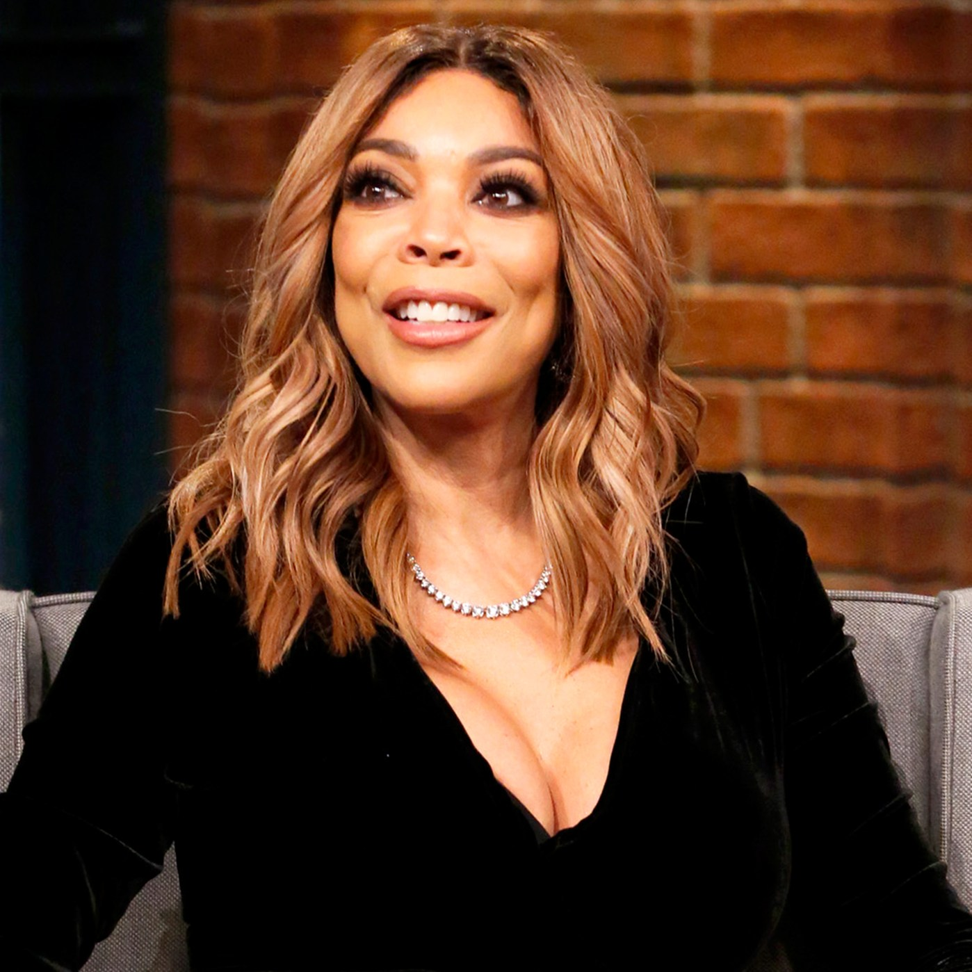 Wendy Williams on 'Late Night with Seth Meyers'