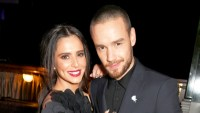 Cheryl and Liam Payne attend the 2018 Universal Music Brit Awards afterparty hosted by Soho House and Bacardi at The Ned in London.