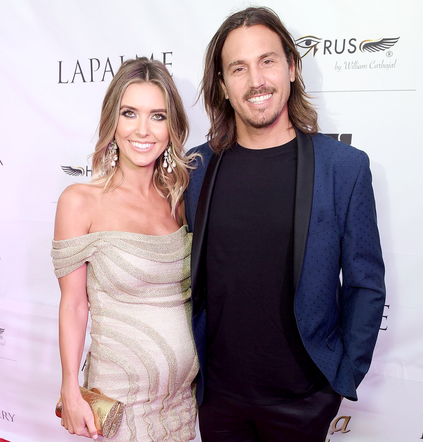 Who is audrina dating august 2012
