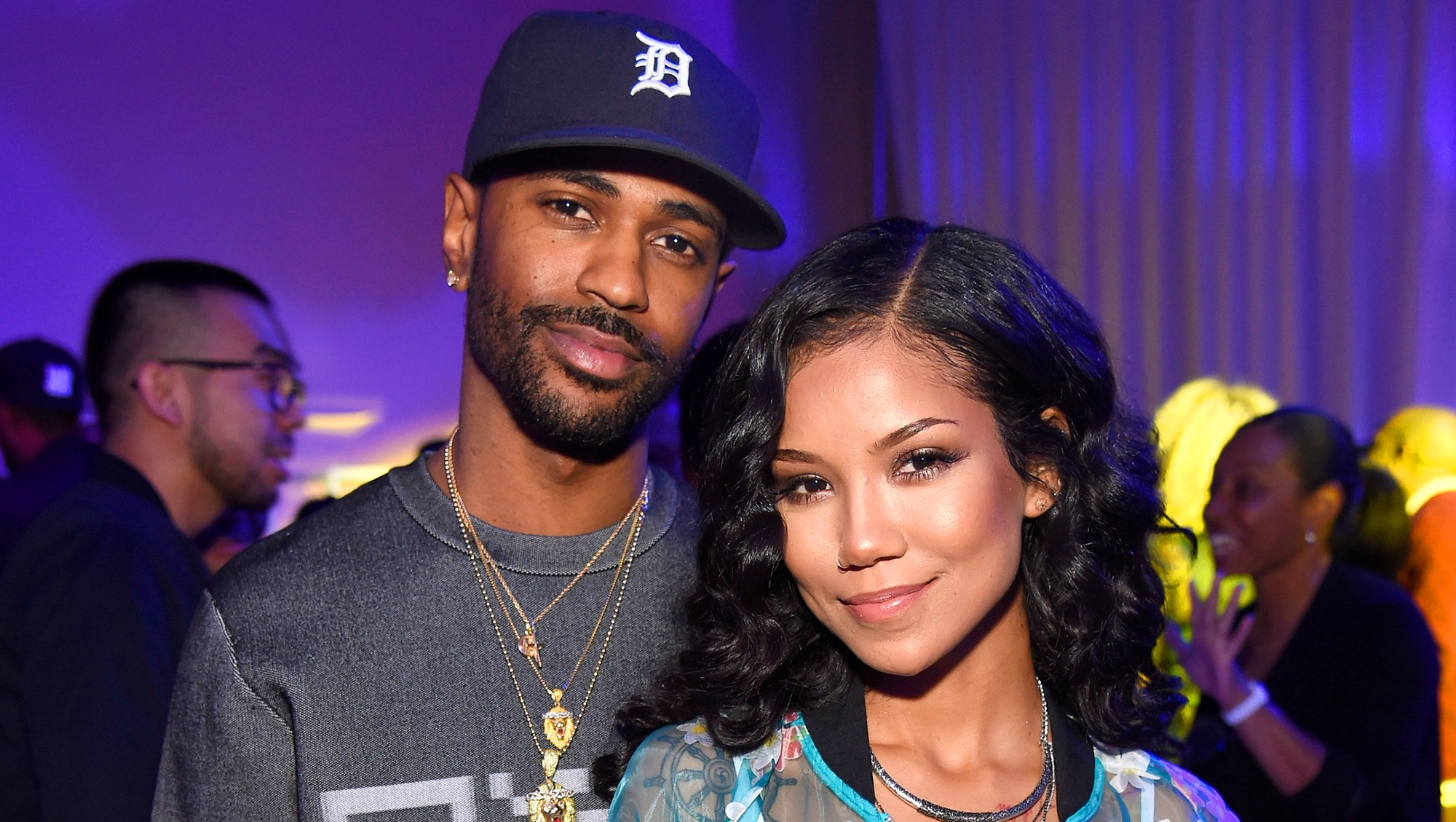 Big Sean and Jhene Aiko cheat Nicole Scherzinger