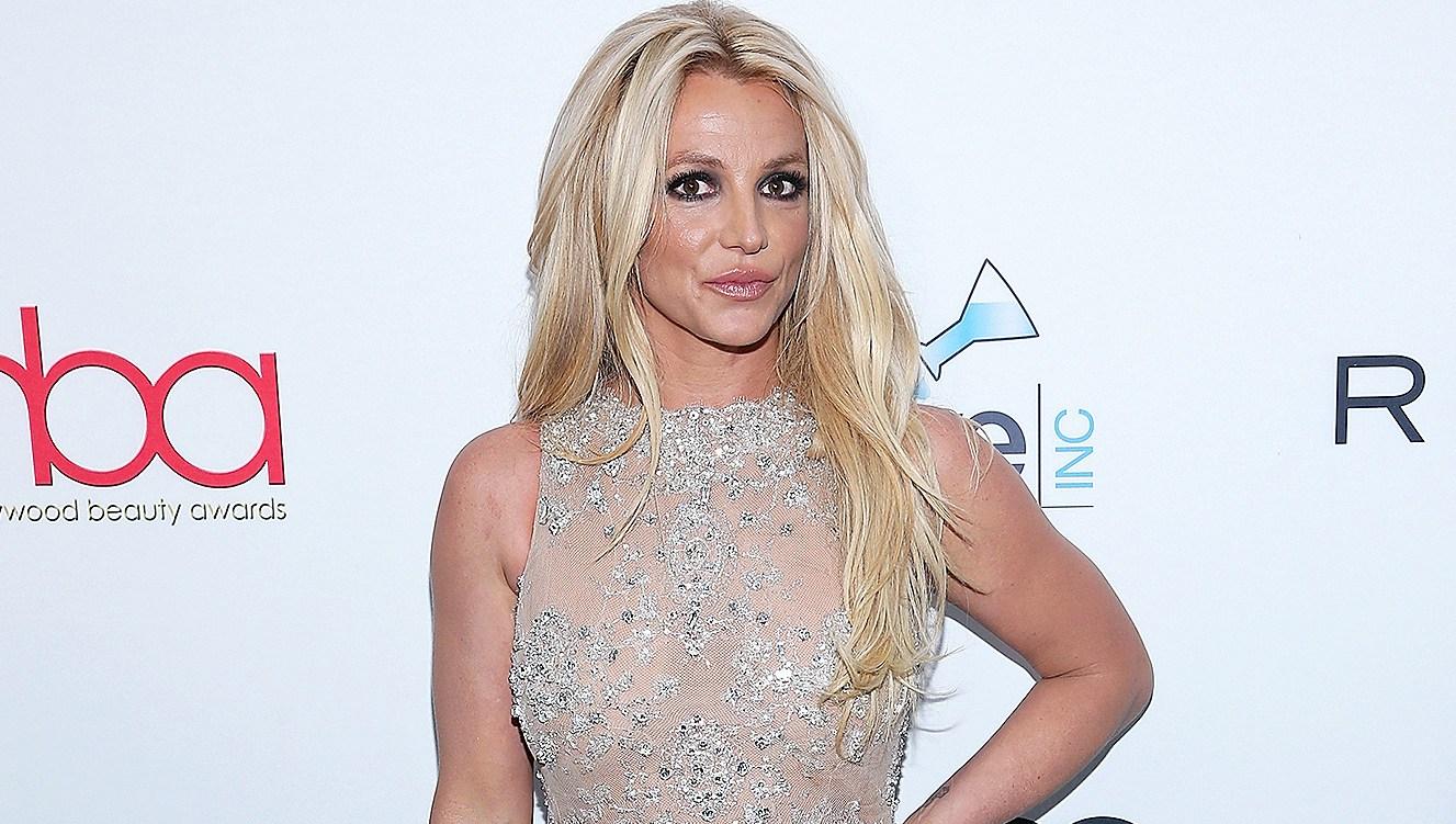 Britney Spears, Instagram, Workout