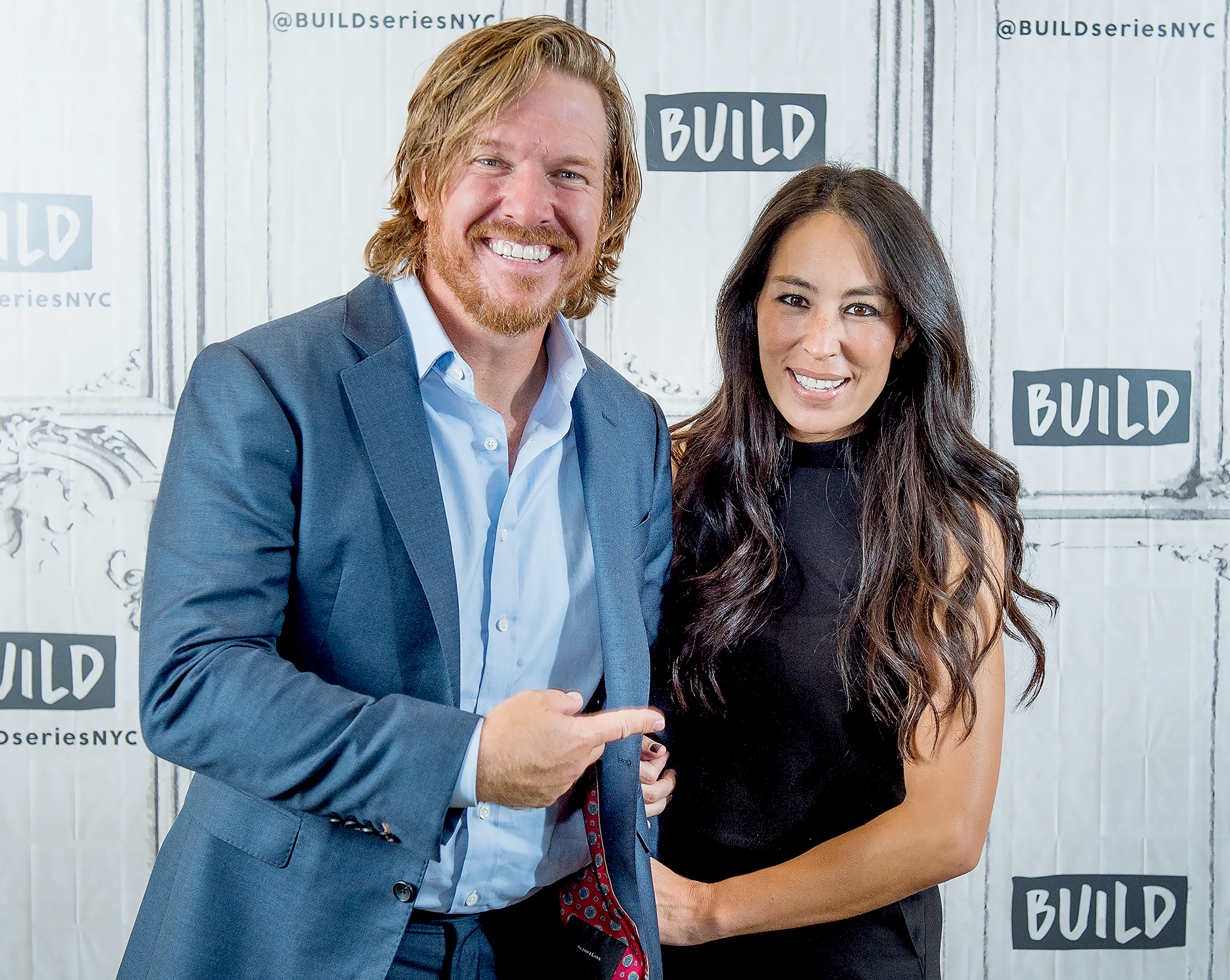 Chip Gaines Accidentally Reveals New Baby's Gender
