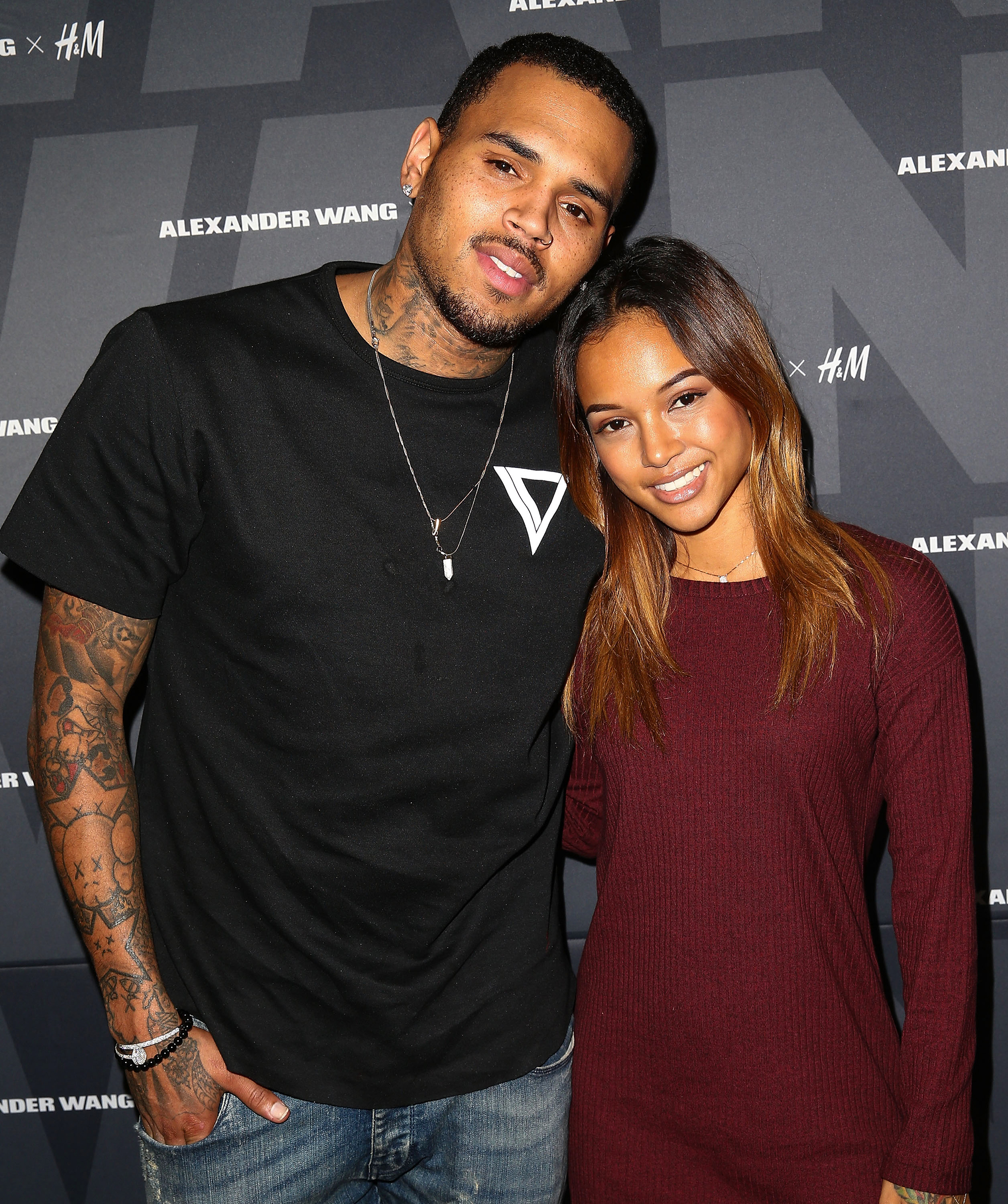 Is chris brown dating one of the kardashians