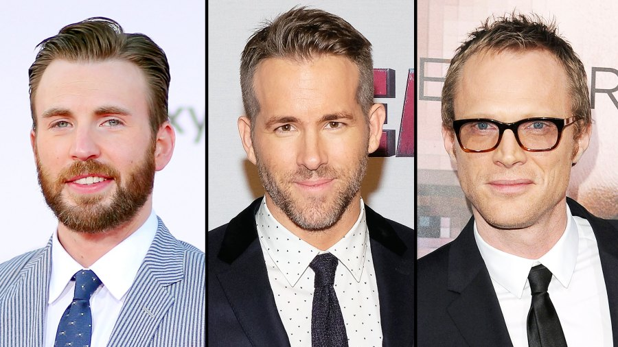 Chris Evans Ryan Reynolds Paul Bettany Commit to Make Dying Boy's Avengers Wish Come True