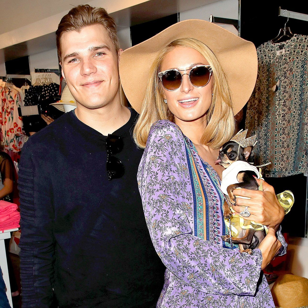 Chris-Zylka-Paris-Hilton