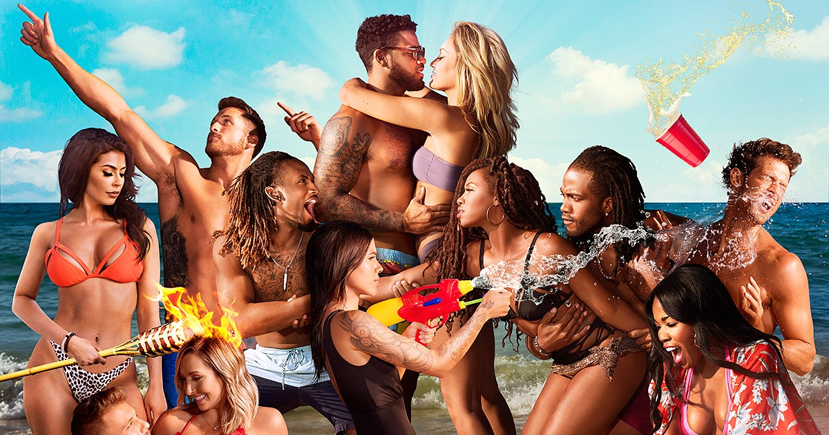Ex On The Beach Trailer Reality Royalty Hookups Breakups