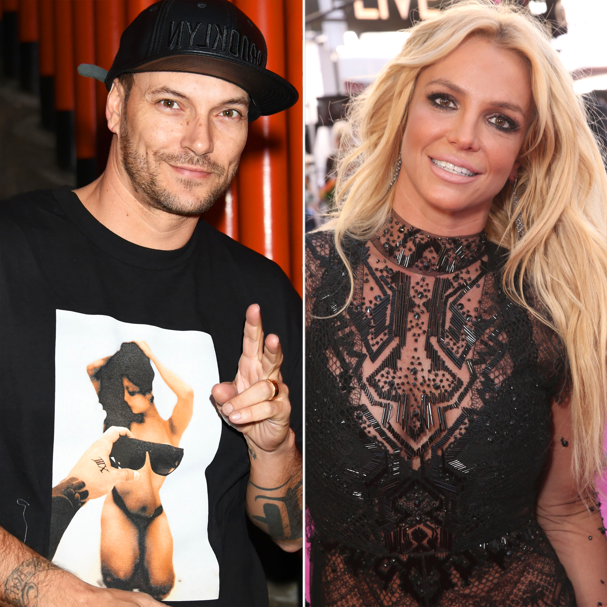 Kevin Federline Doesn't Want to Work for Britney Spears' Money