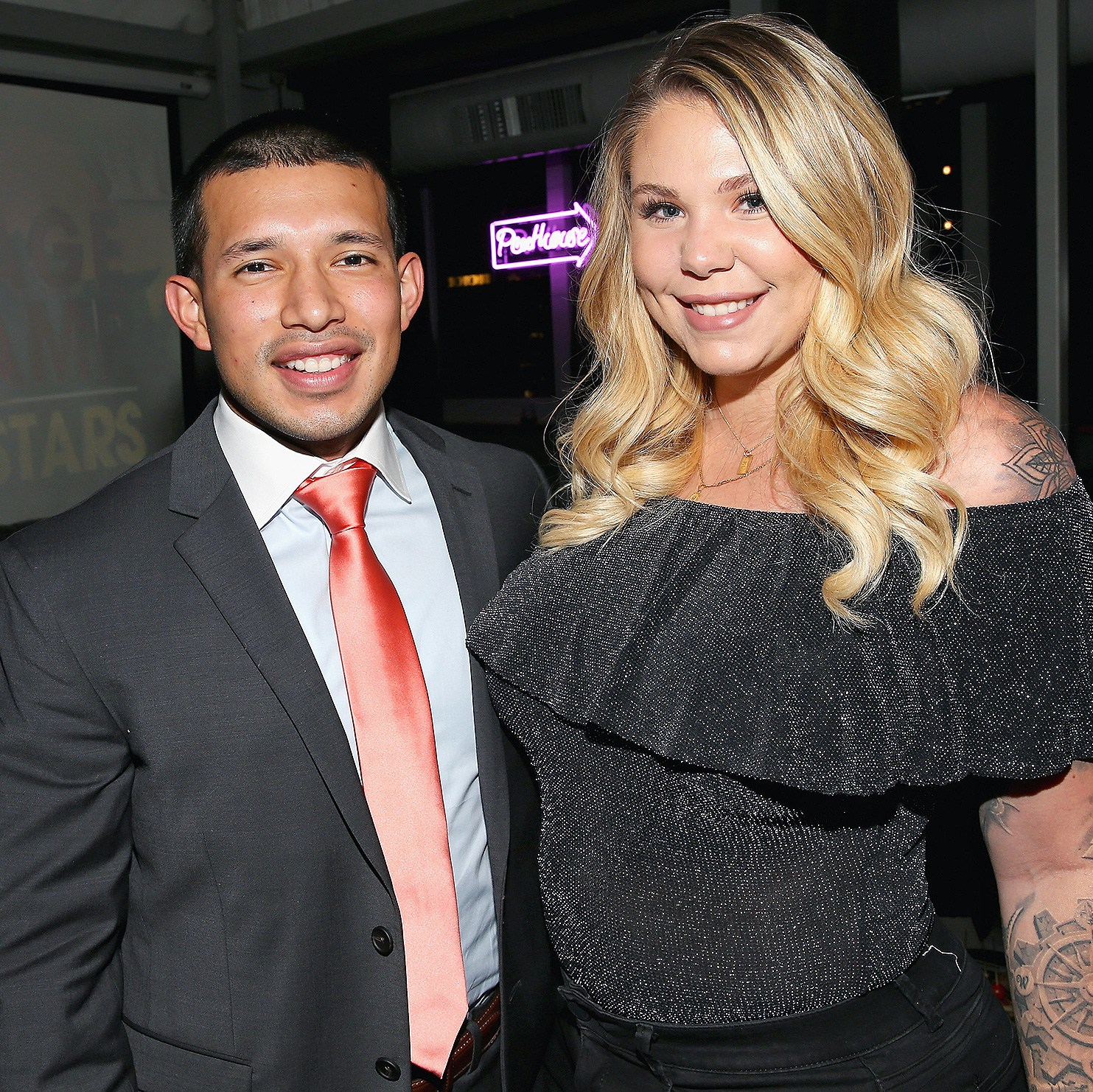 Javi Marroquin, Kailyn Lowry, Twitter