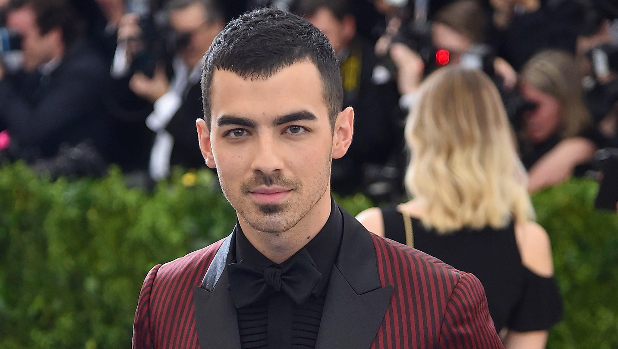 Joe Jonas new tattoo