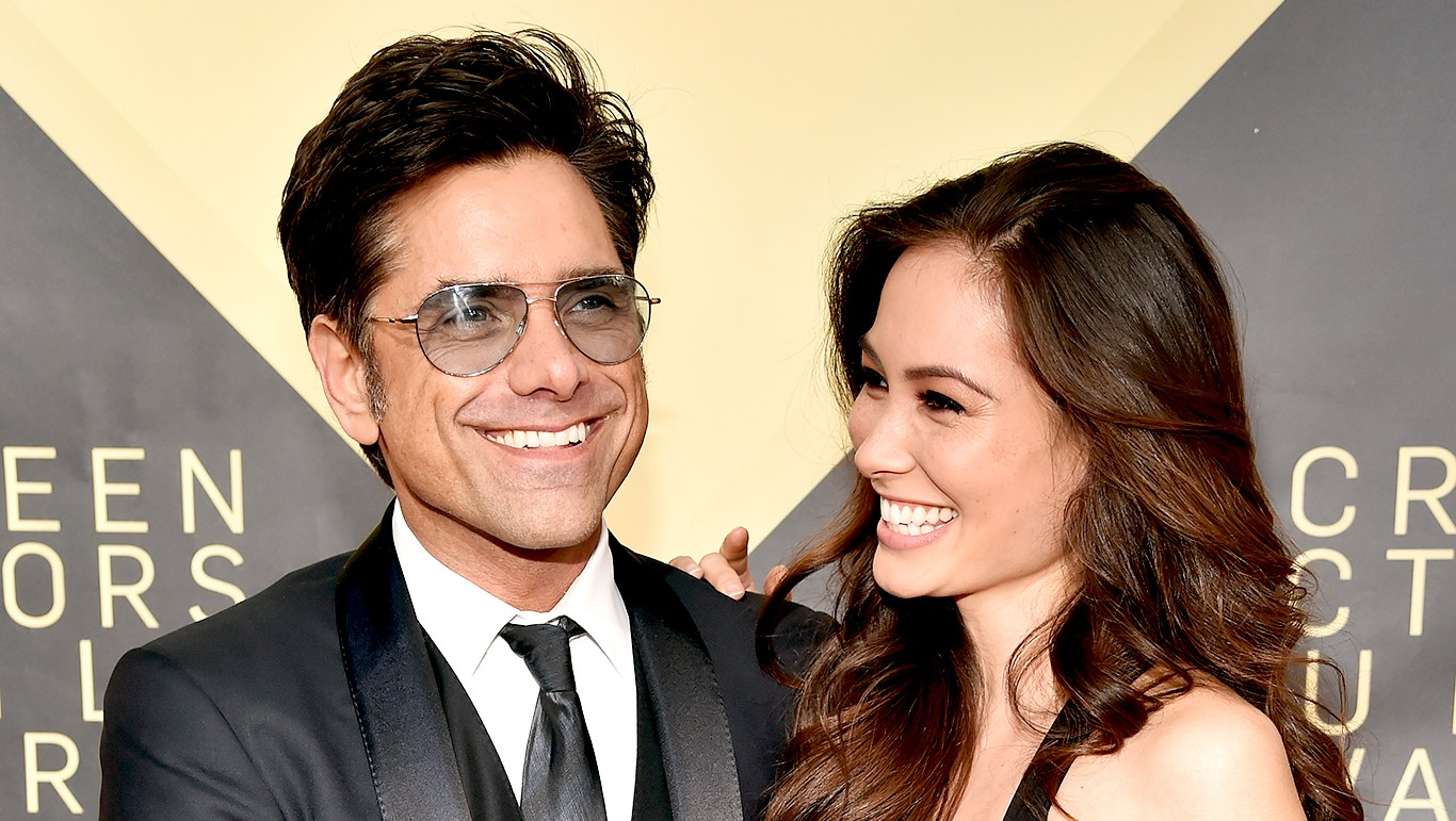 John-Stamos-and-Caitlin-McHugh