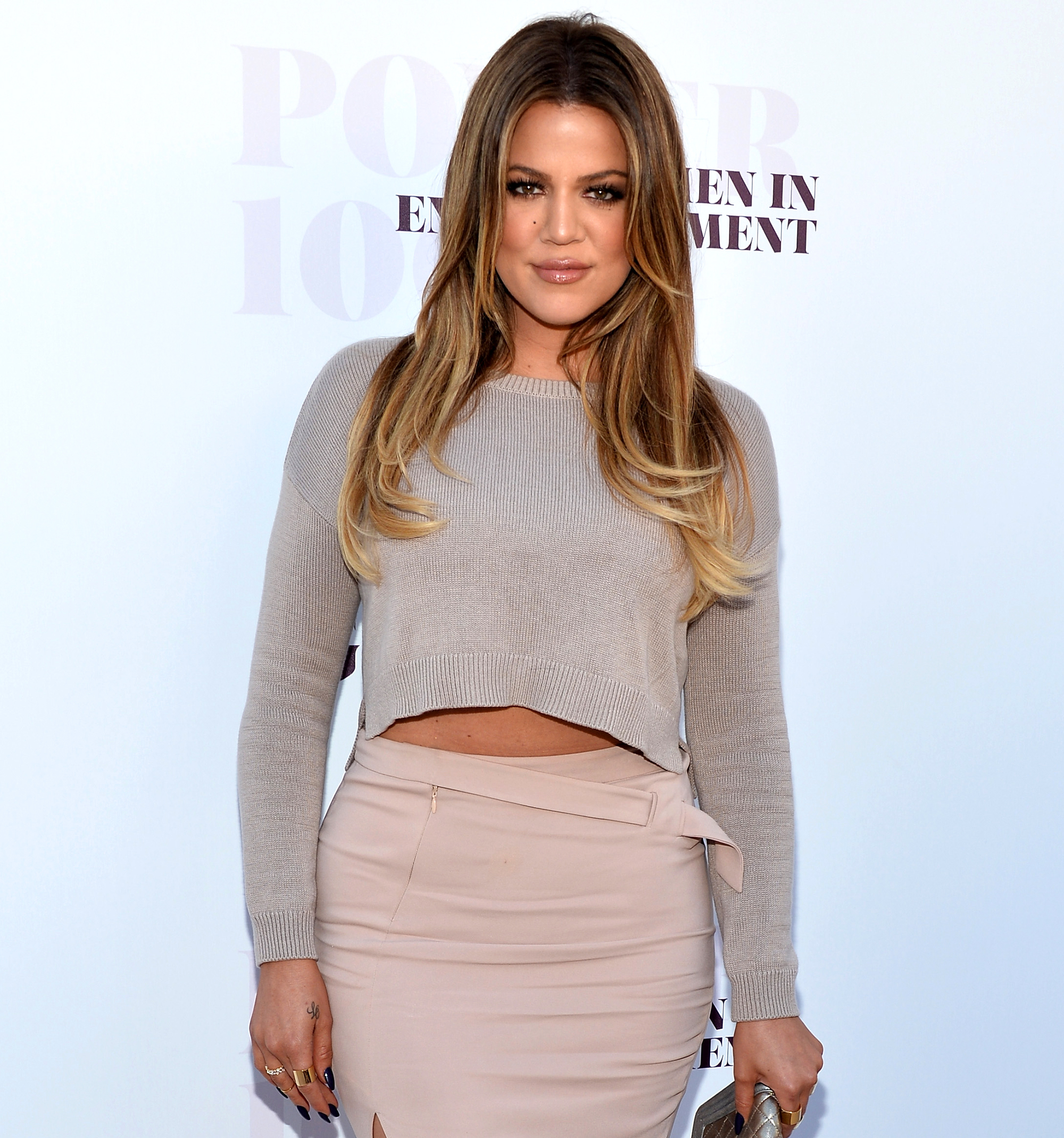Khloe Kardashian finds being pregnant in LA stressful