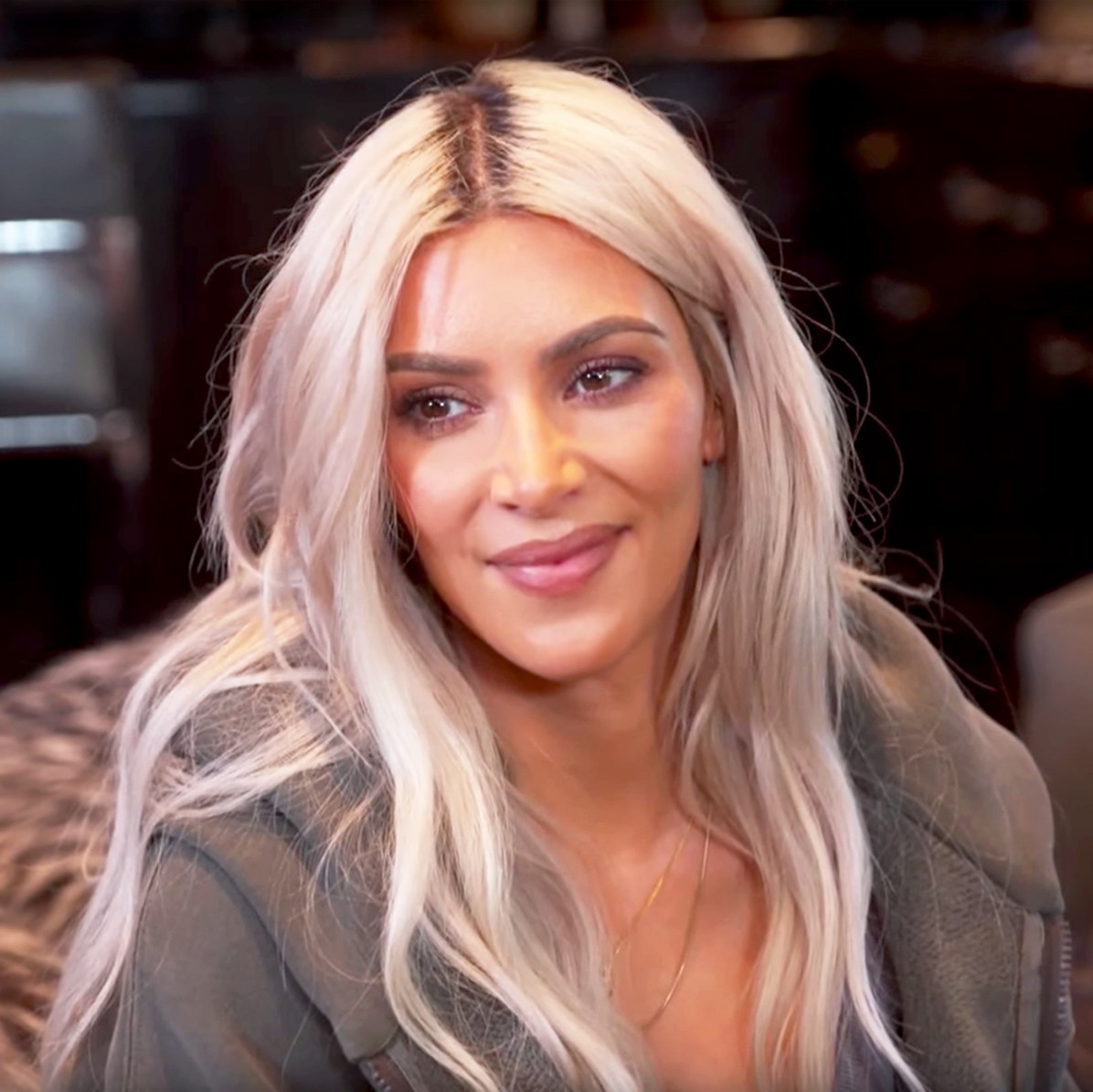 Kim Kardashian on 'Keeping Up with the Kardashians'