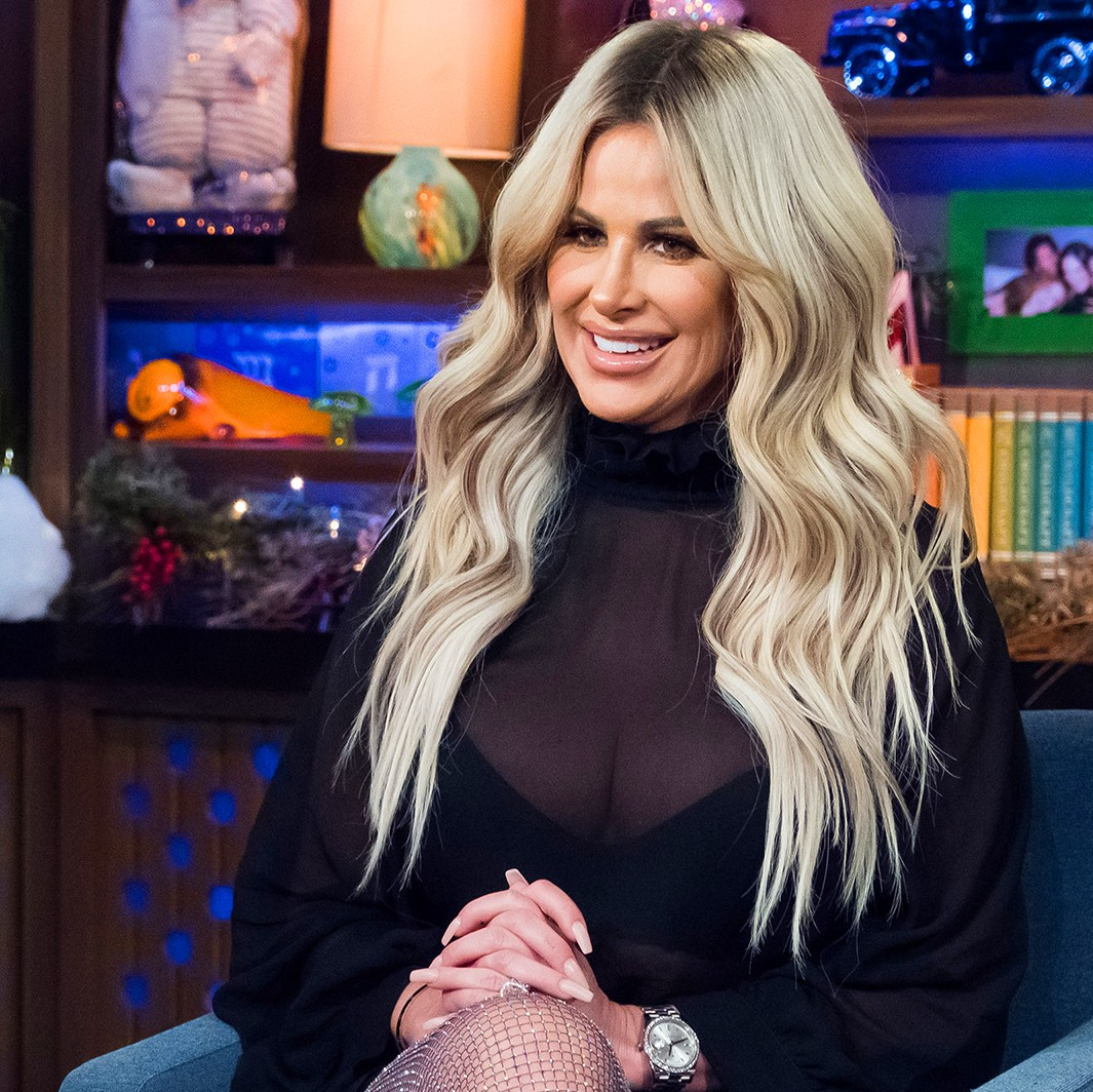 Kim Zolciak on Watch What Happens