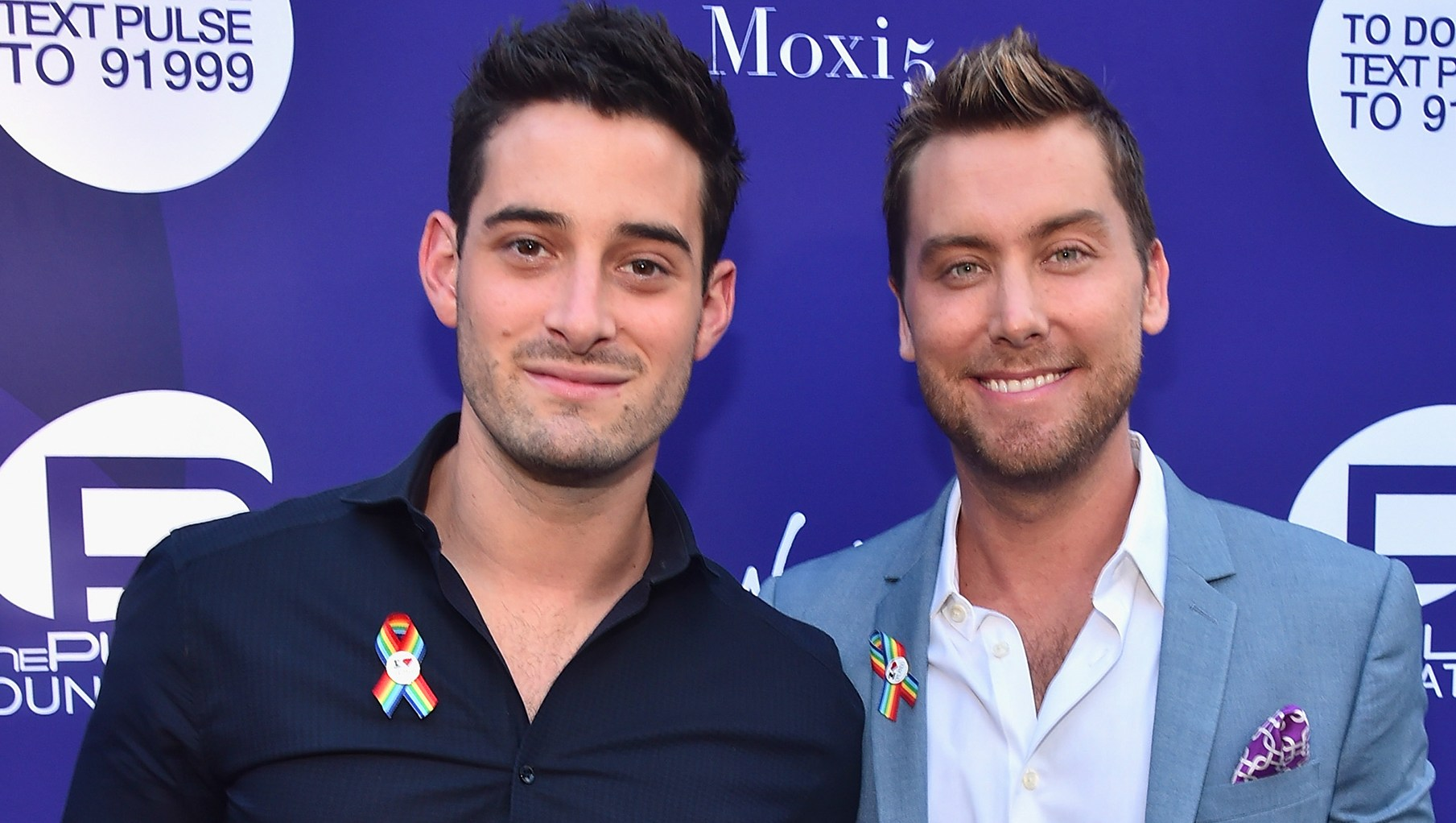 Lance Bass and Michael Turchin start family