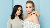 Lili Reinhart and Camila Mendes photoshop