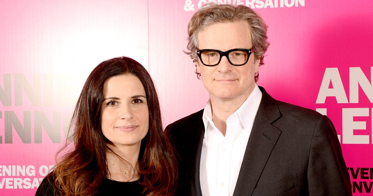 Colin Firth, Wife Livia Claim Her Ex Is Stalking Them