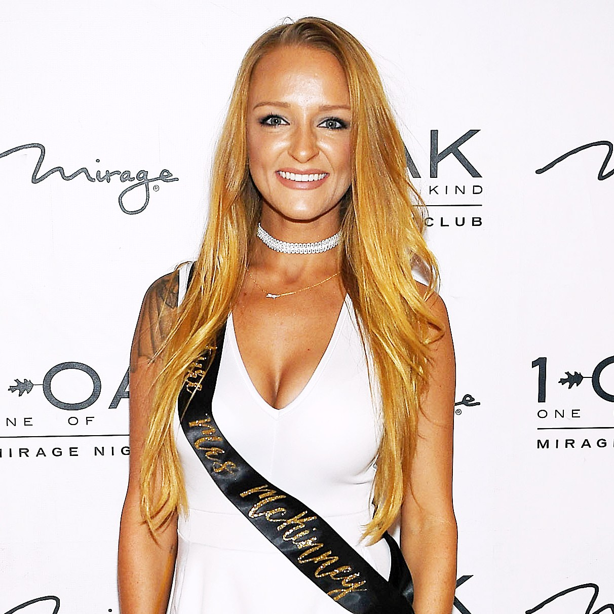Maci Bookout Will Appear on Naked and Afraid